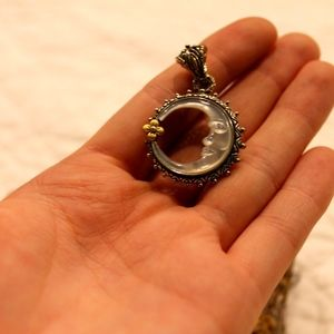 Barbara Bixby Jewelry - Barbara Bixby moon enhancer